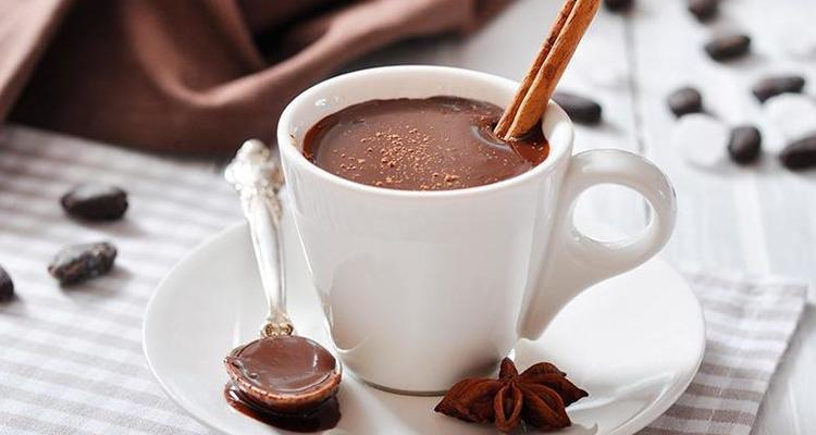 Chocolate Quente Amido Milho