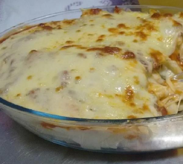 macarrao com queijo