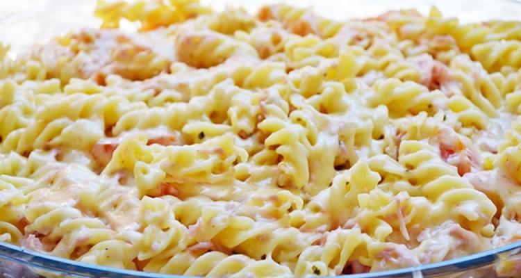 Mac'n'cheese: Macarrão Com Queijo